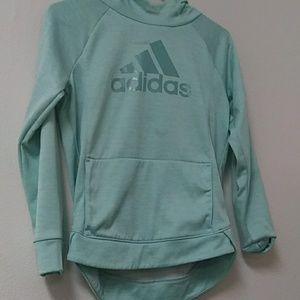 Girls Adidas hoodie